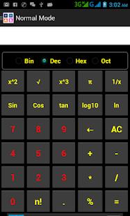 multifunctional calculator
