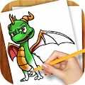 Learn to Draw Fairy Dragons