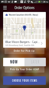 Blue Moon Burgers- screenshot thumbnail