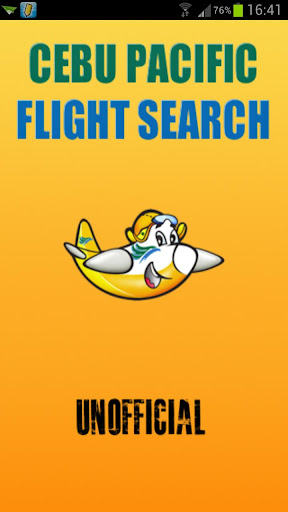 Cebu Pacific Flight Search
