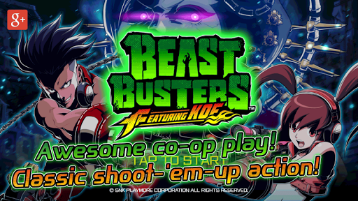���� BEAST BUSTERS feat.KOF - Free v1.0.5 [Unlimited Coins/Medals] ������� ���������
