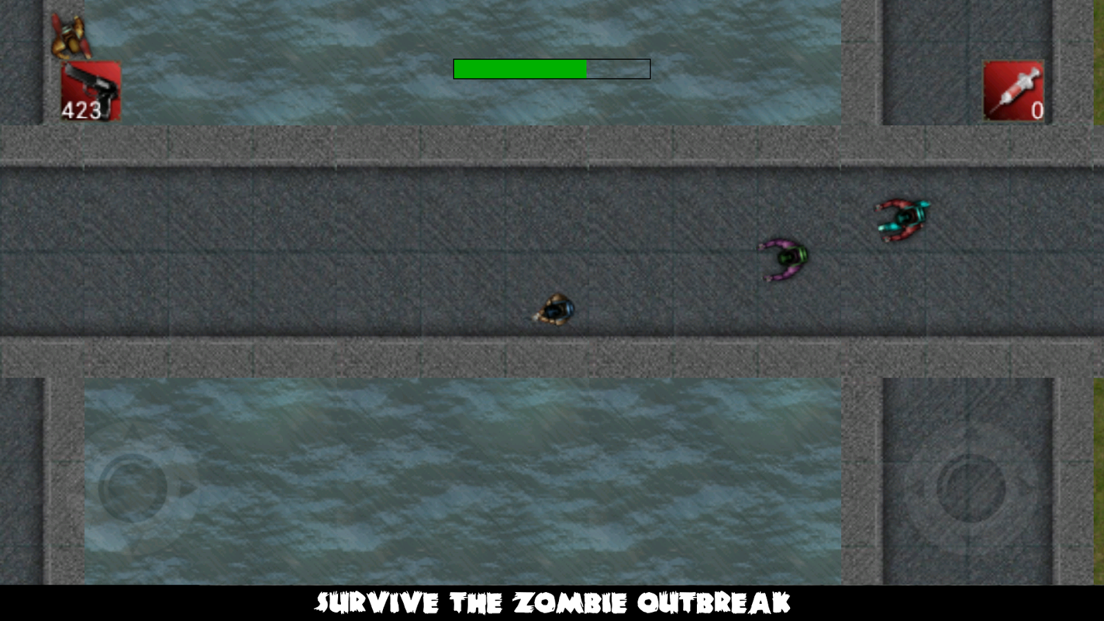Zombie Outbreak - screenshot