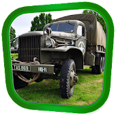 Military Vehicles Parking