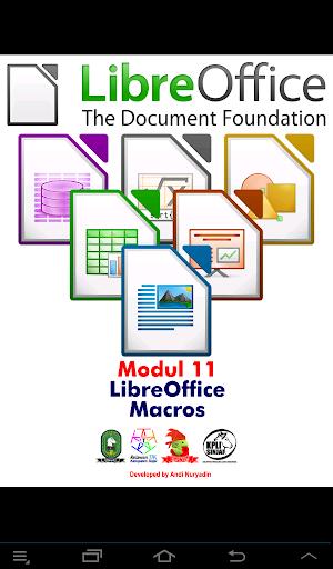 11 LibreOffice Macros