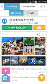 G Cloud Backup Screenshot 17