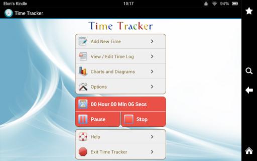 玩免費商業APP|下載Time Tracker app不用錢|硬是要APP