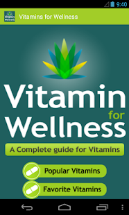 Vitamins for Wellness