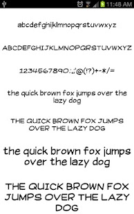 Write-Fonts-for-FlipFont-free 4