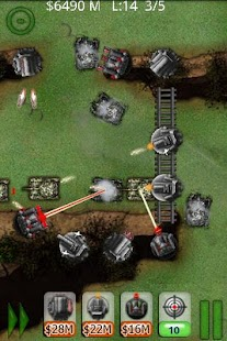 Armored Defense II: Tower Game - screenshot thumbnail