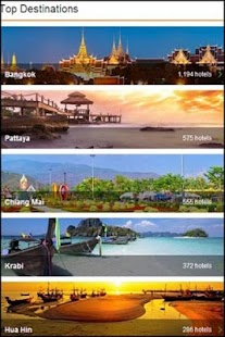 THAILAND HOTEL BOOKING SAVE$$$ - screenshot thumbnail