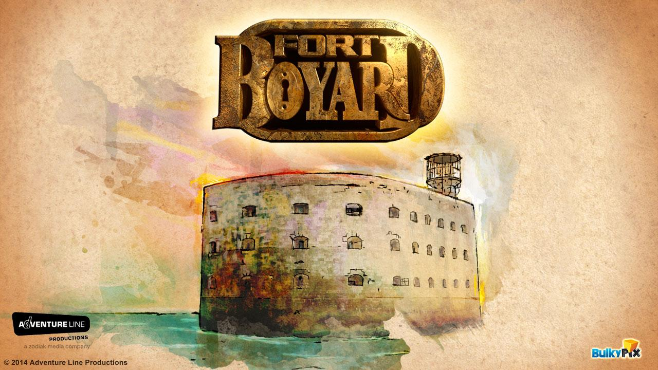 Fort Boyard- screenshot