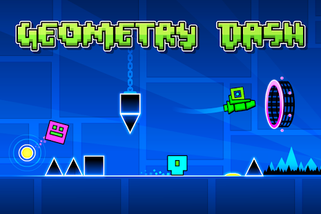 [Download Geometry Dash Lite for PC] Screenshot 1