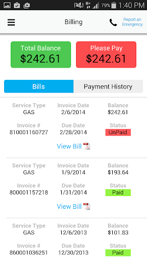 【免費商業App】Peoples eAccount-APP點子