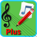Music Score Pad -Plus Notation icon