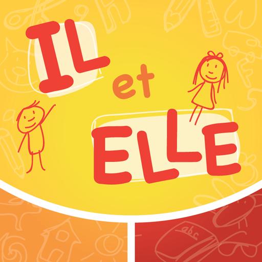 Les pronoms Il et Elle LOGO-APP點子