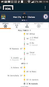 Goal Live Scores v2.5.4