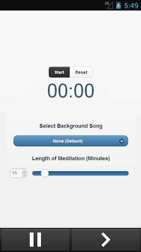 Zen Guide Meditation Timer