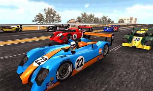 ルマンレースのレースのライバル
