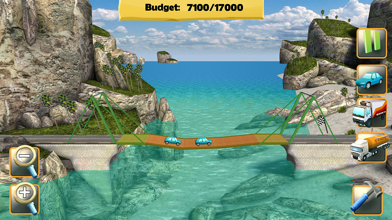 Bridge Constructor screenshot #14