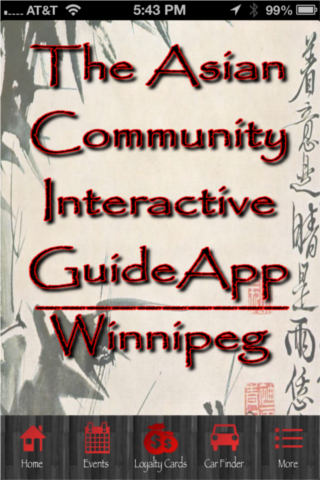 Asian GuideApp Winnipeg