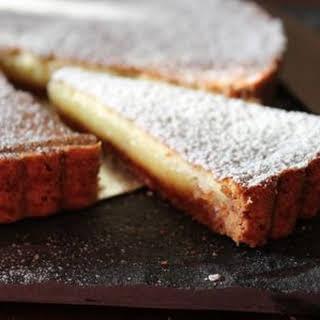 Gluten-Free Lemon Tart.