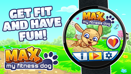 【免費模擬App】Max - My Fitness Dog-APP點子