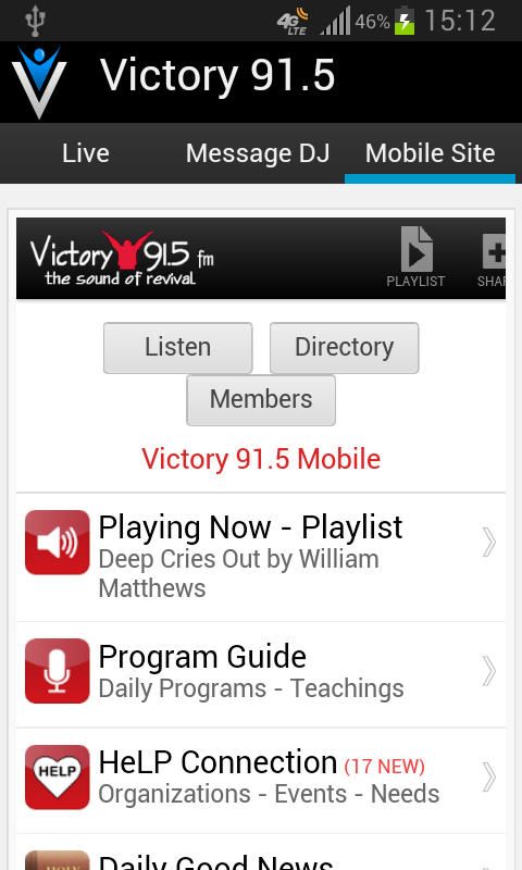 Victory 91.5 - screenshot