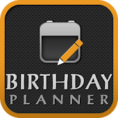 Birthday Planner Full