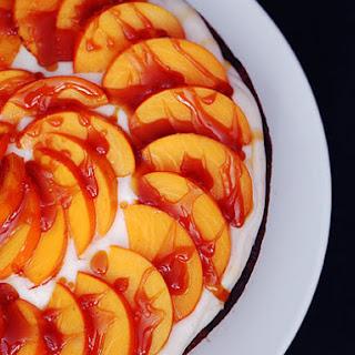 Fresh Persimmon Cake.