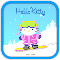 Hello Kitty Down Hill Skiing icon
