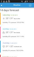Screenshot of Berlin Guide, Hotels & Weather