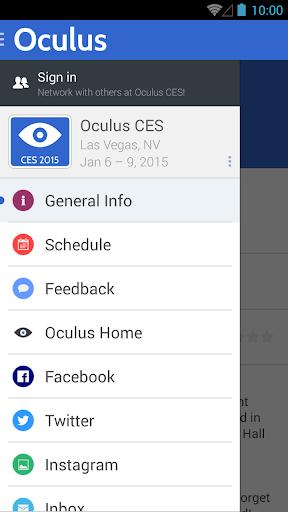 Oculus CES Crescent Bay Demo
