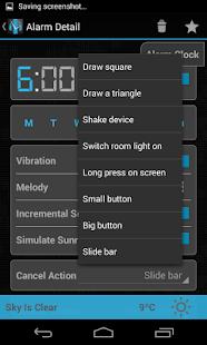 Turbo Alarm - Alarm Clock - screenshot thumbnail