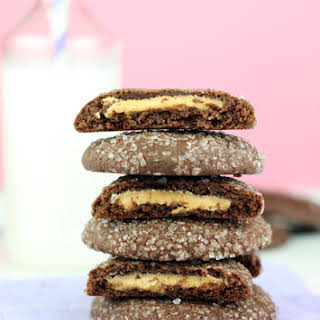 Chocolate Peanut Butter Magic in the Middles.