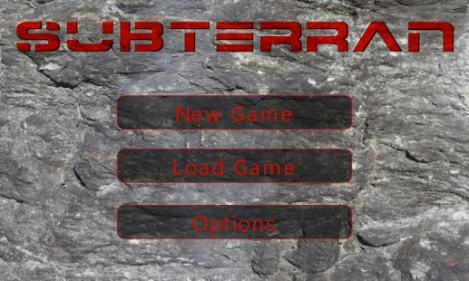 Subterran- screenshot thumbnail