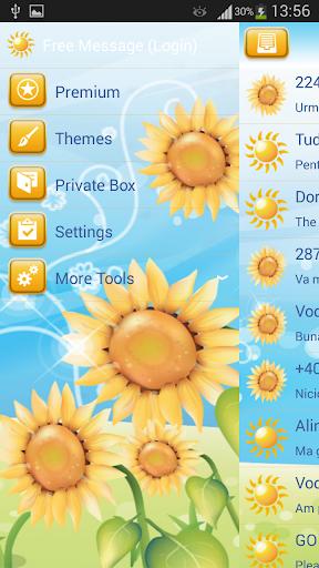 GO SMS Proの日