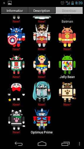 【免費工具App】Battery Widget Cosplay-APP點子