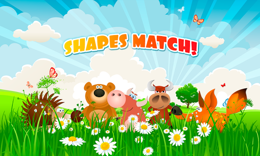 KIDS SHAPES MATCH for Toddlers