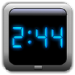 App Galaxy S4 - Night Clock APK