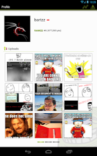 Memedroid Pro - screenshot thumbnail