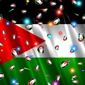 Heart Flag Palestine