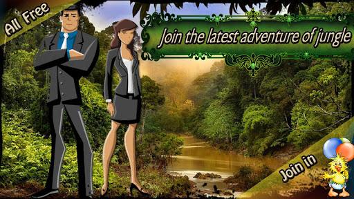 Hidden Objects Jungle Saga