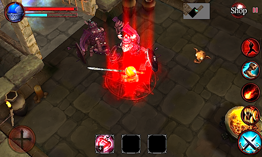 Mini Dungeon - Action RPG Screenshot