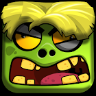 Math Vs Zombies Free icon