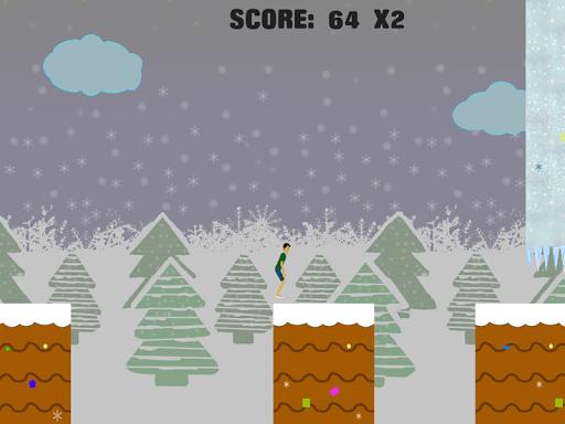 【免費街機App】Snow Runner-APP點子