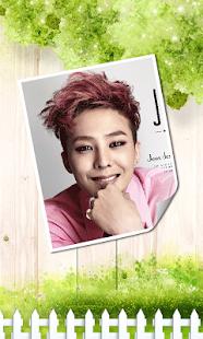 Bigbang G-Dragon Wallpaper 06
