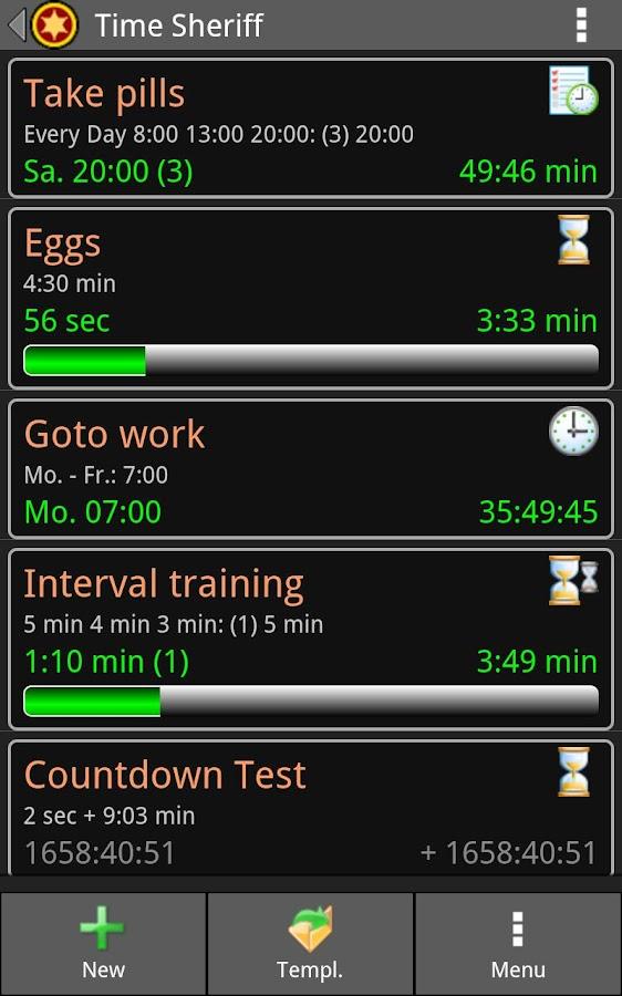 Time Sheriff - screenshot
