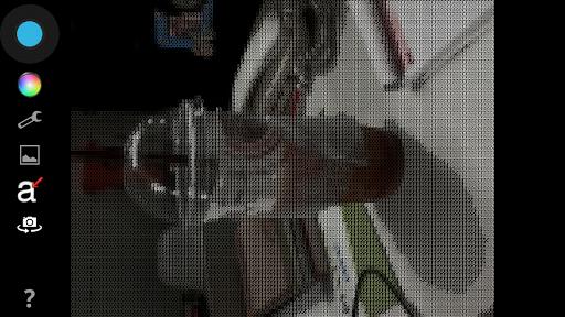 Ascii Camera Share