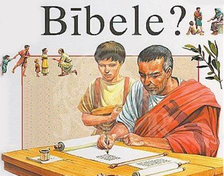 Kas ir Bībele?