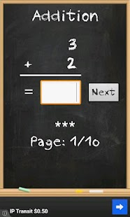 Math for kids- screenshot thumbnail